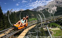 Rittisberg-Coaster in Ramsau am Dachstein